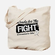 Ready Fight Mesothelioma Tote Bag
