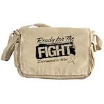 Ready Fight Mesothelioma Messenger Bag