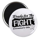 Ready Fight Mesothelioma Magnet