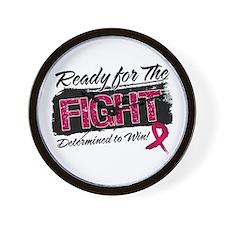 Ready Fight Multiple Myeloma Wall Clock