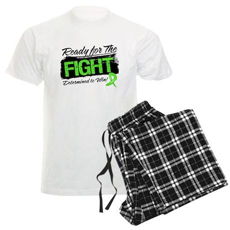 Ready Fight Non-Hodgkins Men's Light Pajamas