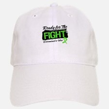 Ready Fight Non-Hodgkins Baseball Baseball Cap