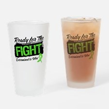 Ready Fight Non-Hodgkins Drinking Glass