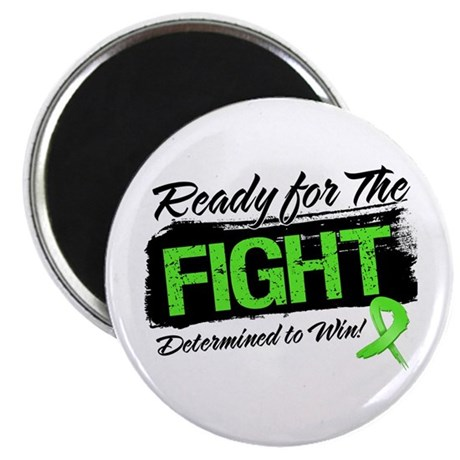 "Ready Fight Non-Hodgkins 2.25"" Magnet (10 pack)"