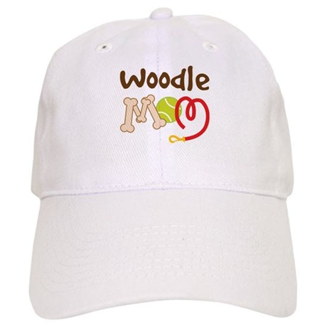 Woodle Dog Mom Cap
