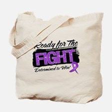 Ready Fight Pancreatic Cancer Tote Bag