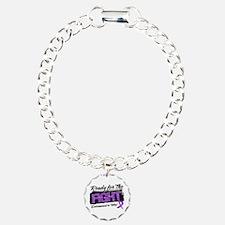 Ready Fight Pancreatic Cancer Bracelet