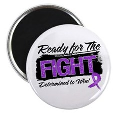 Ready Fight Pancreatic Cancer Magnet