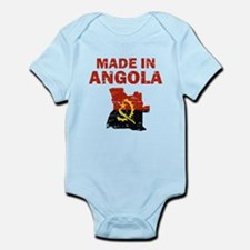Made In Angola Infant Bodysuit