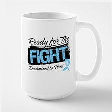 Ready Fight Prostate Cancer Mug