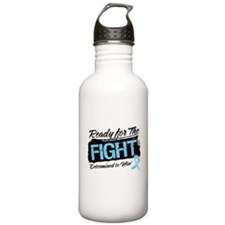 Ready Fight Prostate Cancer Sports Water Bottle