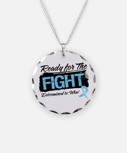 Ready Fight Prostate Cancer Necklace