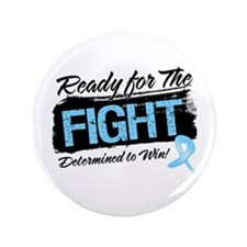 "Ready Fight Prostate Cancer 3.5"" Button"