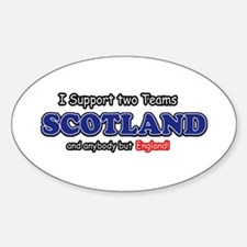 Funny Scotland Designs Decal
