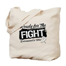 Ready Fight Retinoblastoma Tote Bag