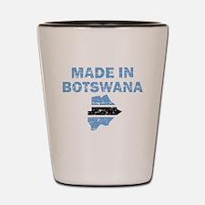 Made In Botswana Shot Glass