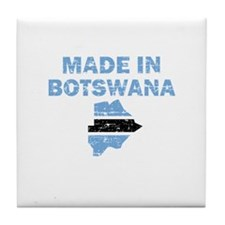 Made In Botswana Tile Coaster