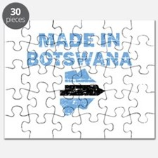 Made In Botswana Puzzle