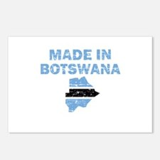 Made In Botswana Postcards (Package of 8)