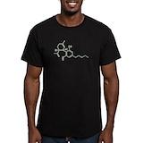 Cbd Fitted T-shirts (Dark)