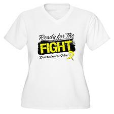 Ready Fight Sarcoma T-Shirt