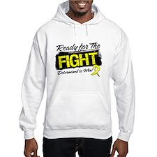 Ready Fight Sarcoma Hoodie