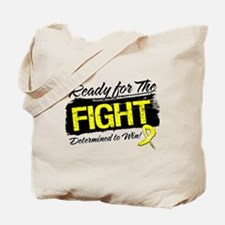 Ready Fight Sarcoma Tote Bag