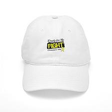 Ready Fight Sarcoma Baseball Cap