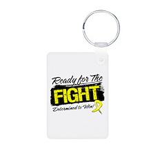 Ready Fight Sarcoma Keychains