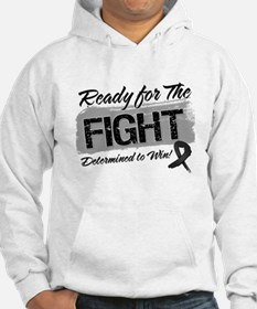 Ready Fight Skin Cancer Hoodie