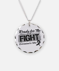 Ready Fight Skin Cancer Necklace