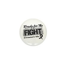 Ready Fight Skin Cancer Mini Button (10 pack)