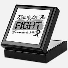 Ready Fight Skin Cancer Keepsake Box