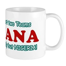 Funny Ghana Designs Mug