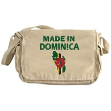 Made In Dominica Messenger Bag