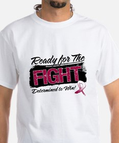 Ready Fight Throat Cancer Shirt