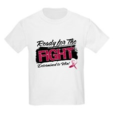 Ready Fight Throat Cancer T-Shirt