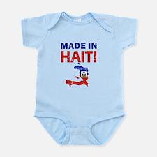 Made In Haiti Infant Bodysuit