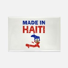 Made In Haiti Rectangle Magnet