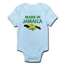 Made In Jamaica Onesie