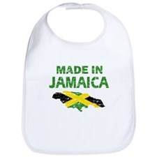 Made In Jamaica Bib