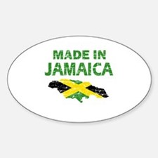 Made In Jamaica Decal
