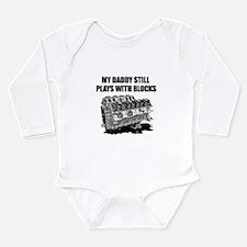 playswithblocks-kid Body Suit
