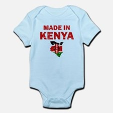 Made In Kenya Infant Bodysuit