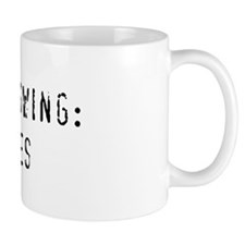 """Next Mood Swing: 6 Minutes"" Mug"