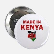 "Made In Kenya 2.25"" Button (10 pack)"