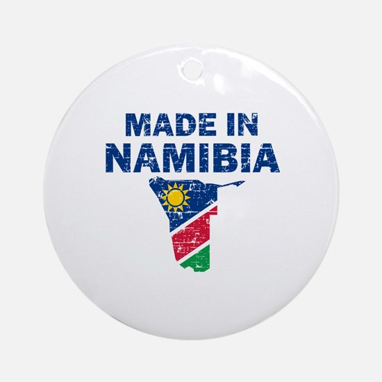 Made In Namibia Ornament (Round)