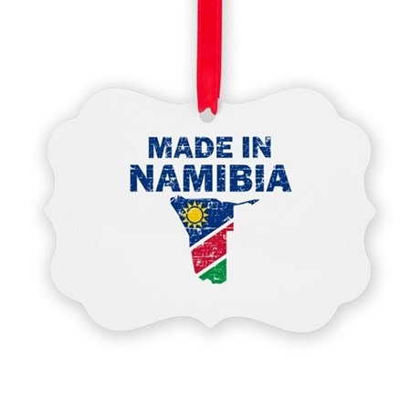 Made In Namibia Picture Ornament