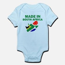 Made In South Africa Onesie