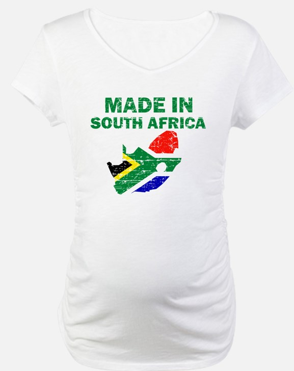 Made In South Africa Shirt
